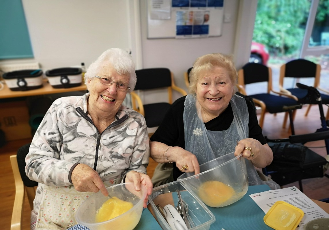 Social Eating: Reducing Social Isolation in Bury