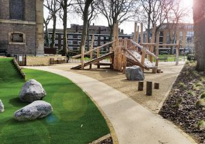 Playground at St John's Hoxton