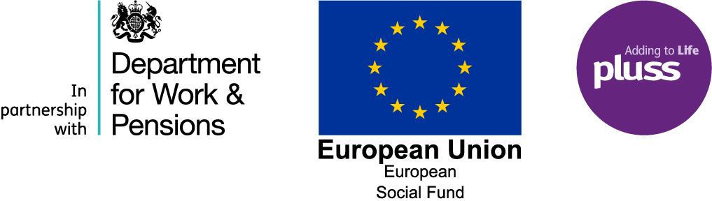 dwp esf logo