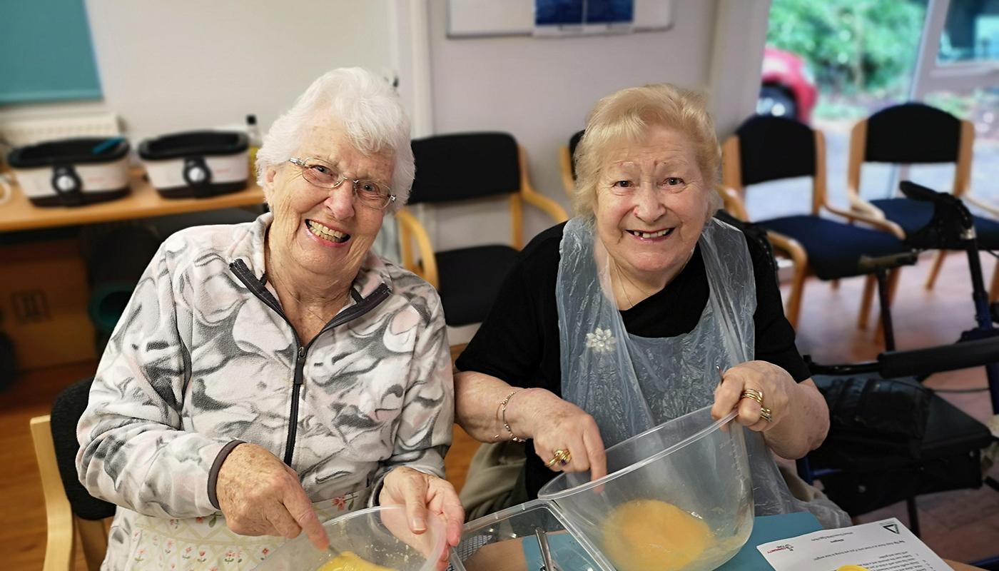 Social Eating – Reducing Social Isolation in Bury