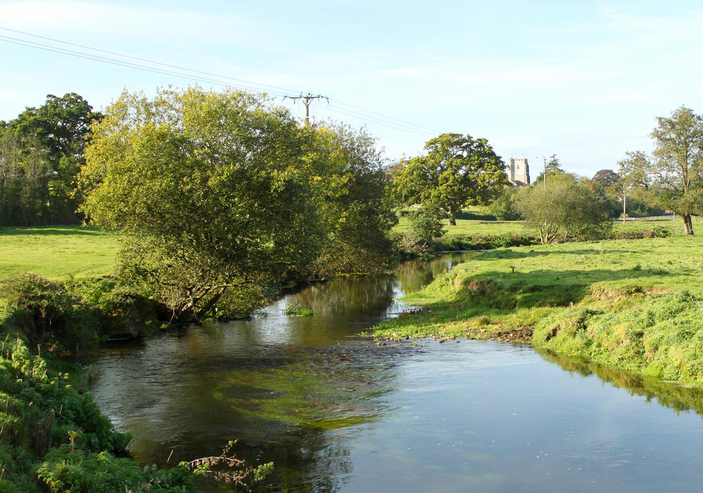 Connecting the Culm