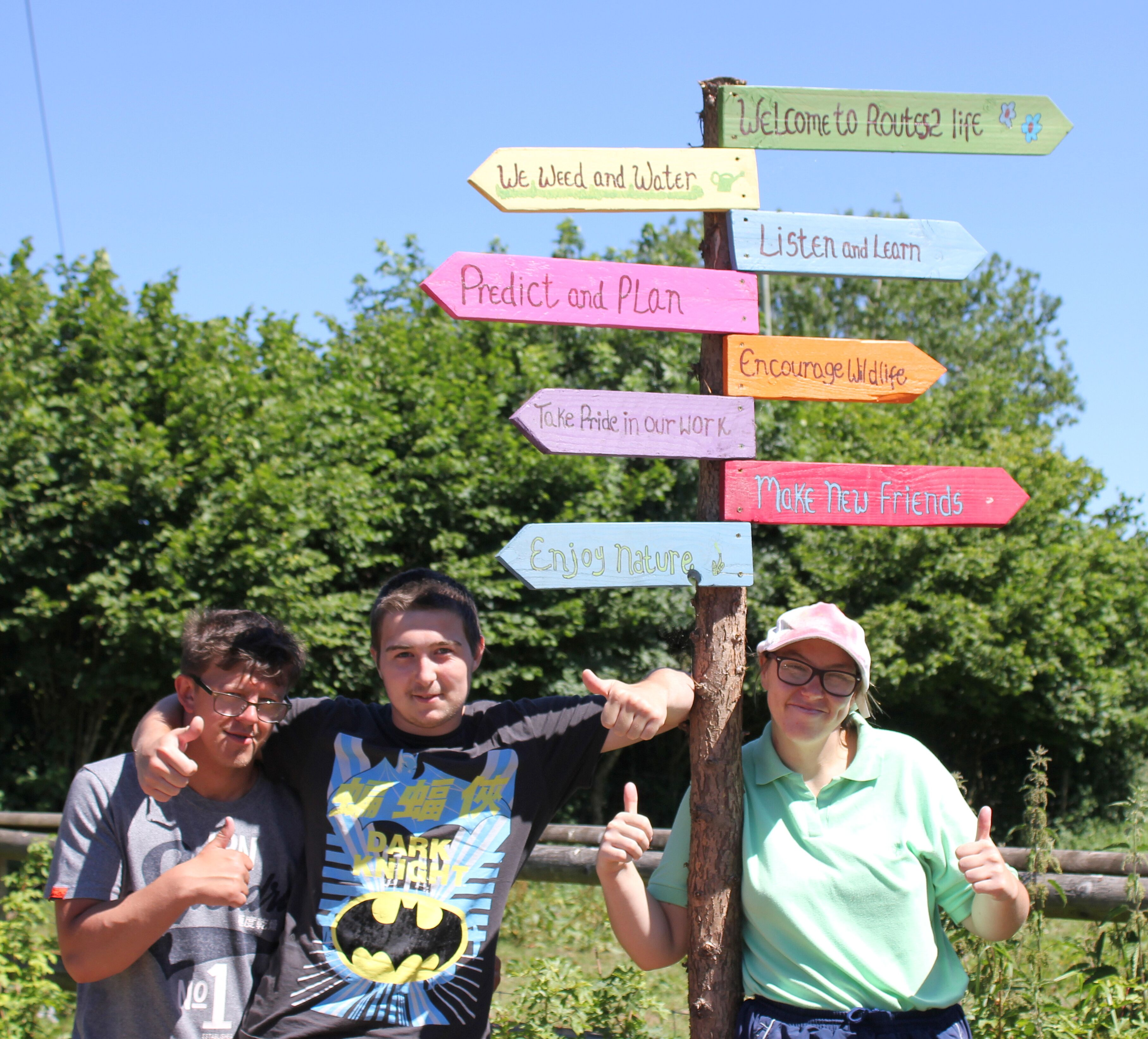 Routes 2 Life
