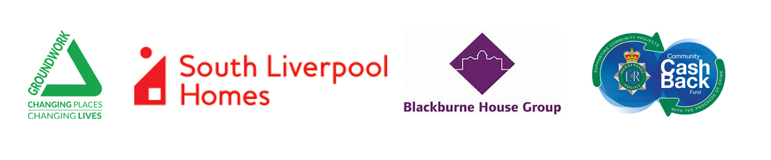 Grow Speke partners: Groundwork, South Liverpool Homes, Blackburne House and Merseyside Police