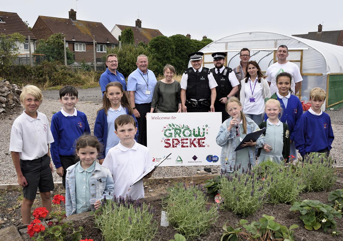Grow Speke