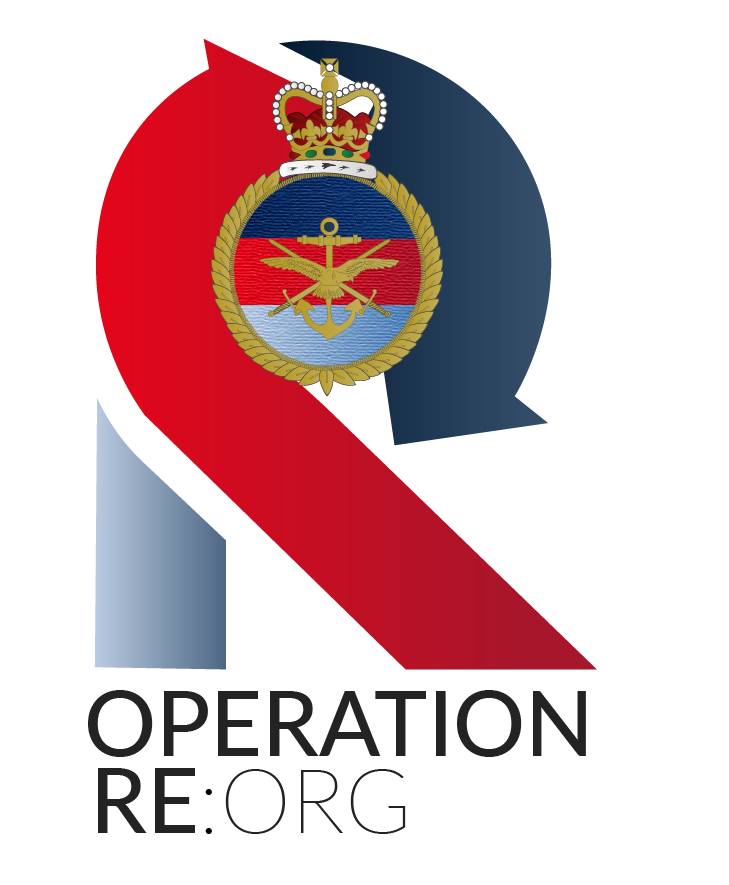 Operation Re-org logo
