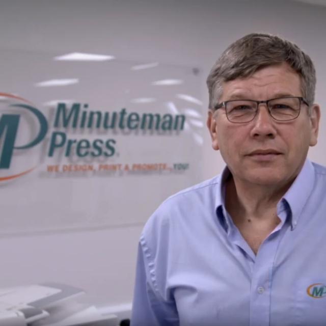 Minuteman Press' story