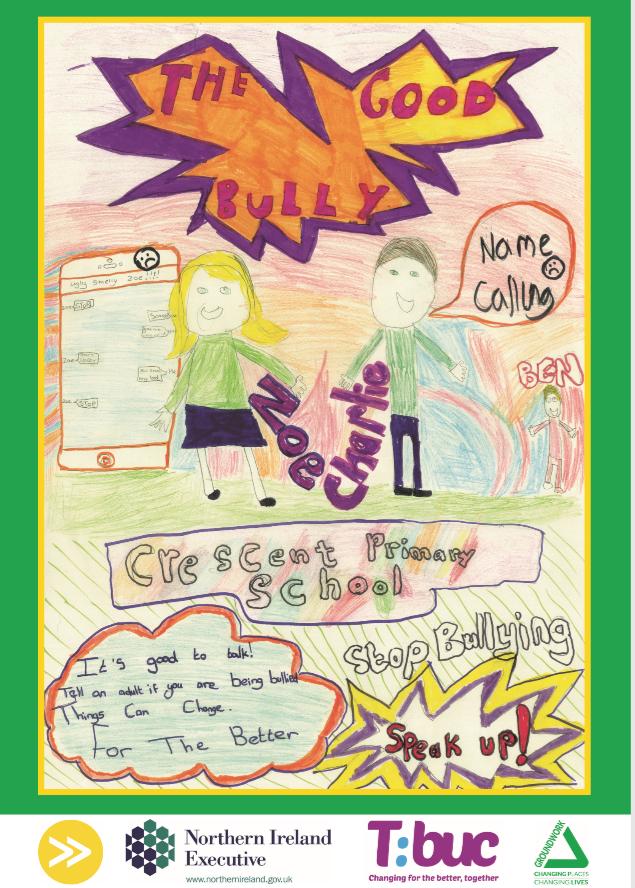 anti bullying poster
