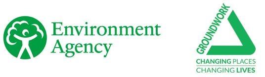 Environment Agency & Groundwork Logos