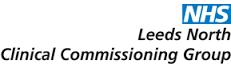 Leeds NHS Logo