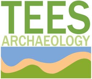 Tees Archaeology logo
