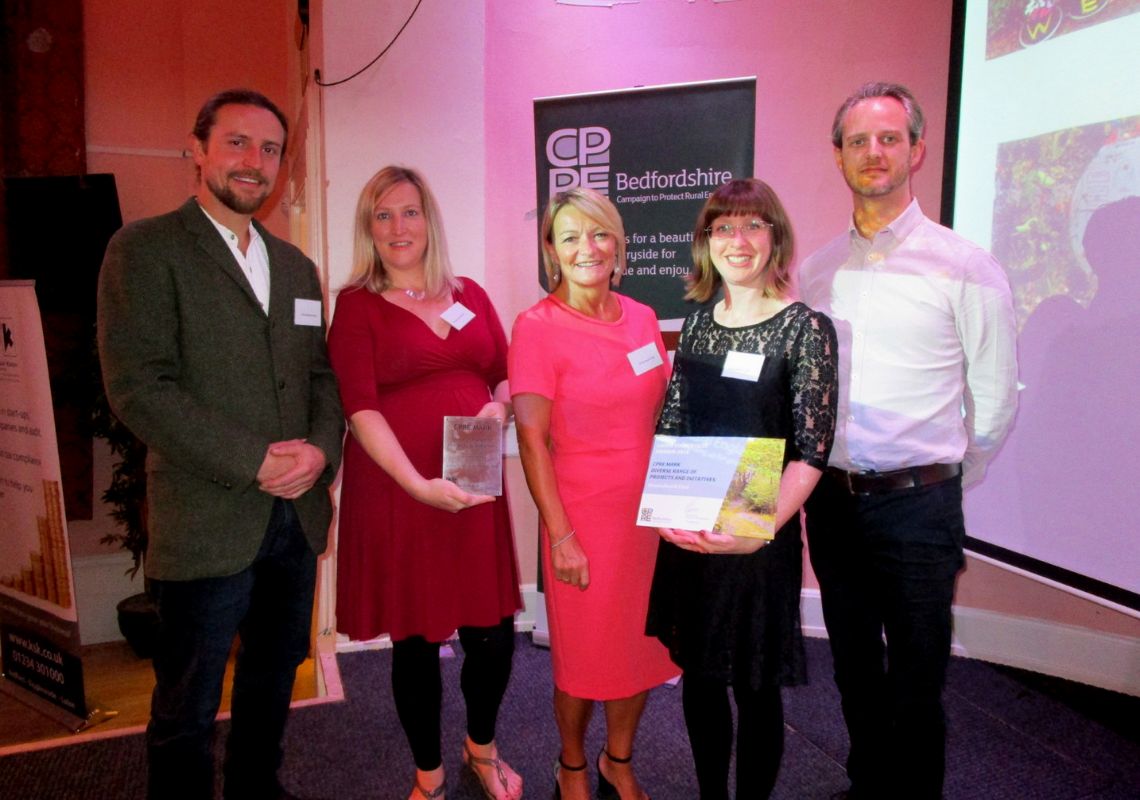 Groundwork honoured at awards ceremony