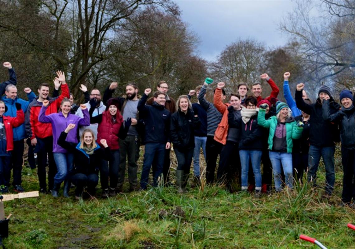 JLL's Norwich team service Eaton Common Nature Reserve