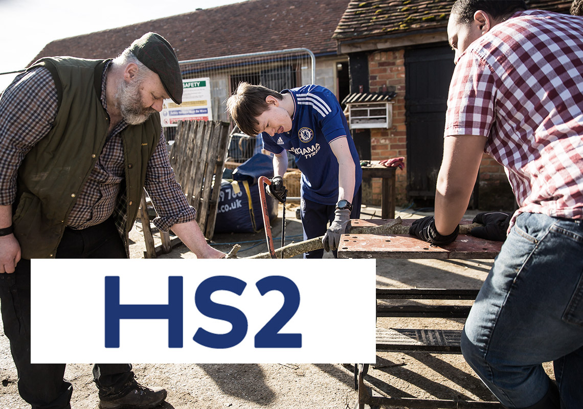 HS2 Community & Business Fund