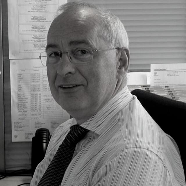 Michael Hamilton MBE