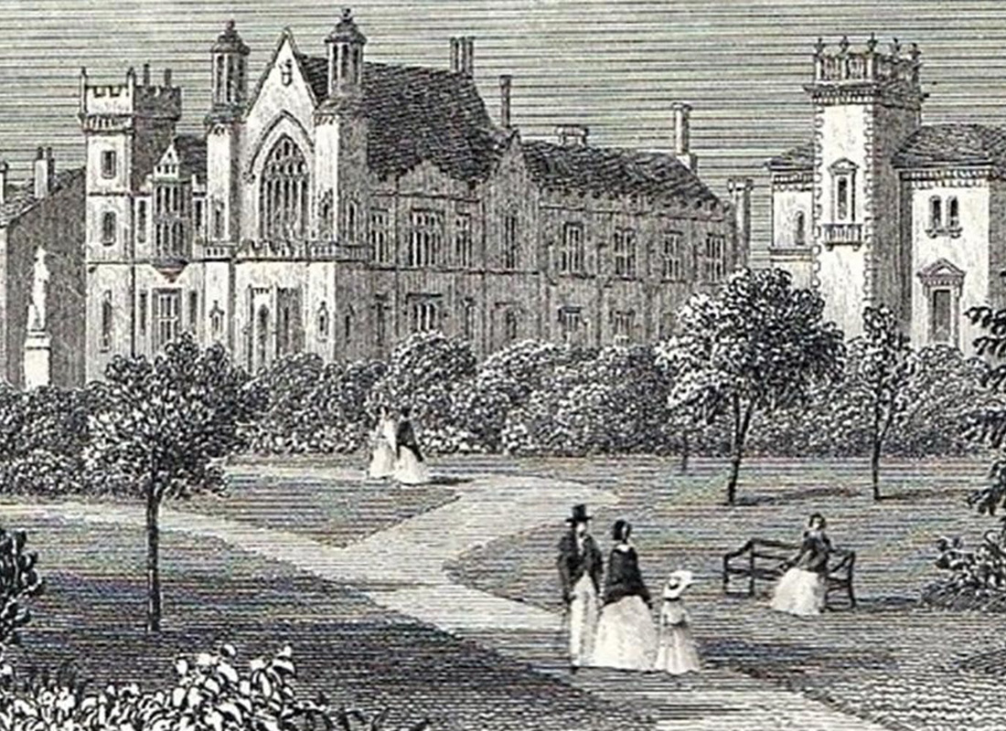 Winckley Square Guided Walk