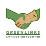 Green Links Tees Valley Logo