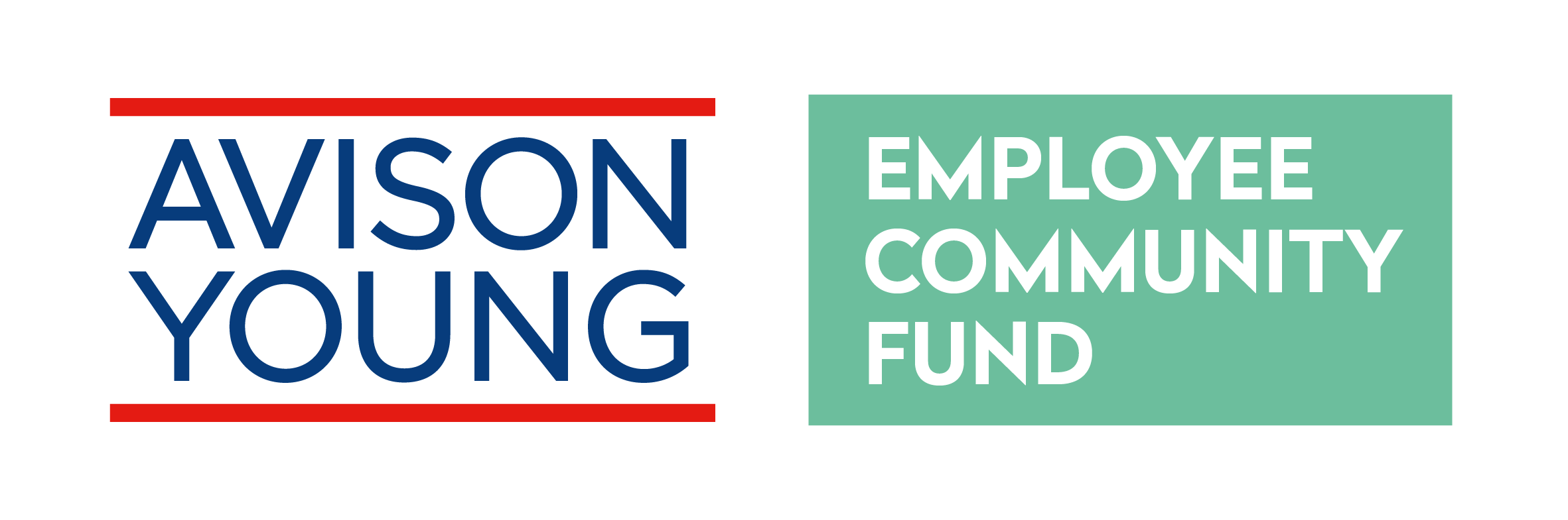 Avison Young Employee Community Fund logo