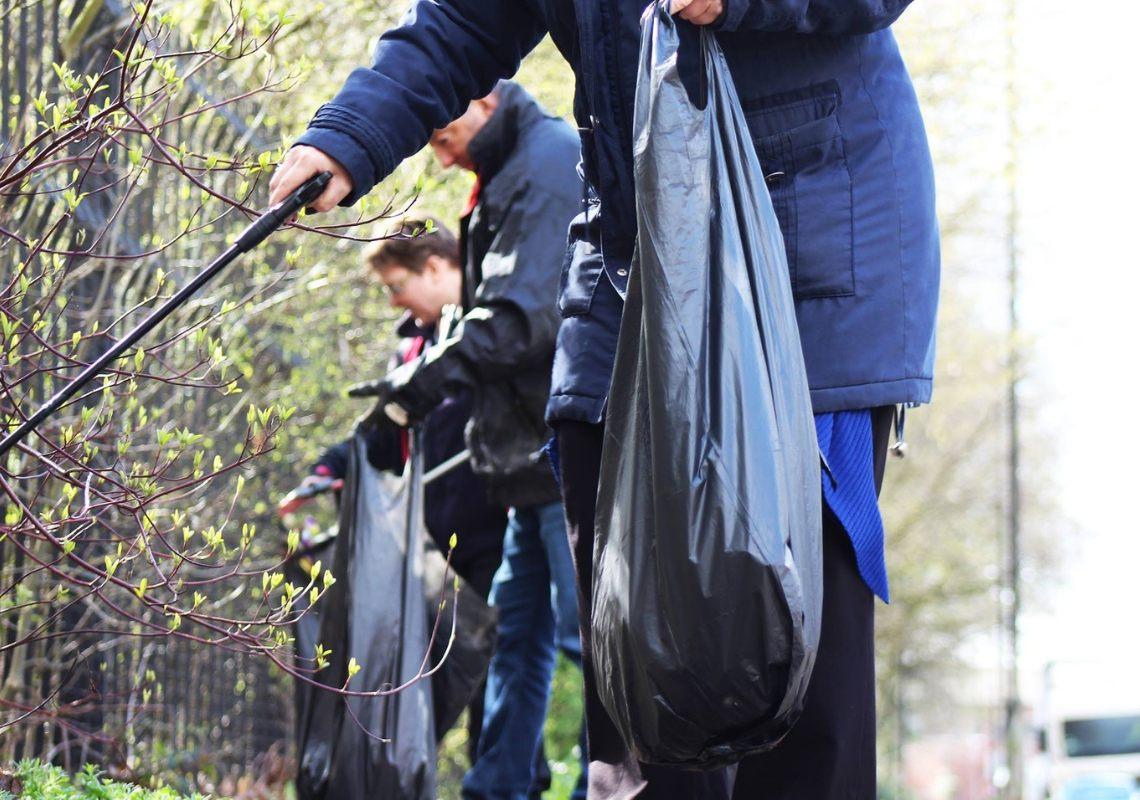 Great British Spring Clean along the River Lea, Luton
