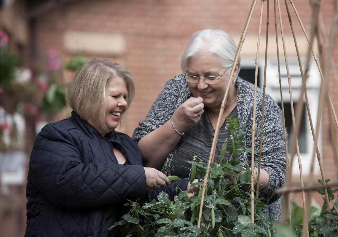 Thriving Communities Oldham: Community Activity Which Reduces Social Isolation