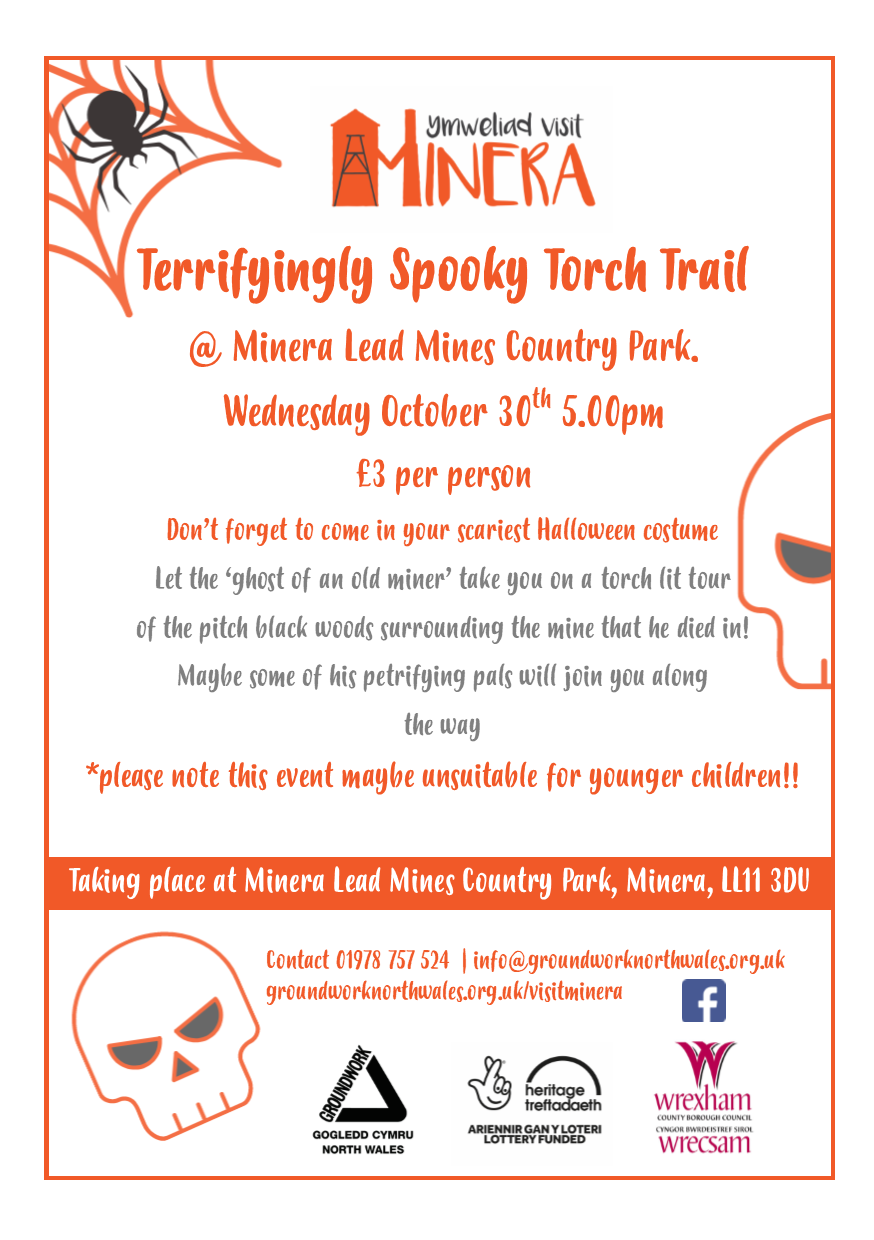 Terrifyingly Spooky Torch Trail
