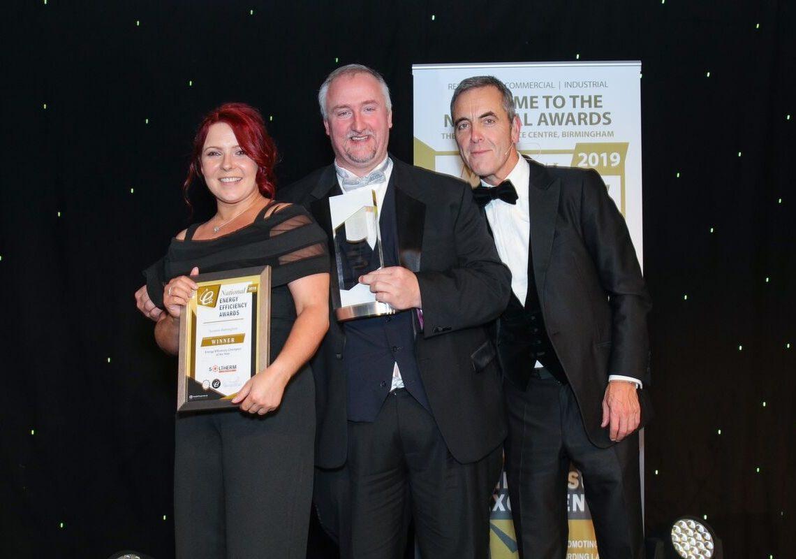 Energy Efficiency Award Winner