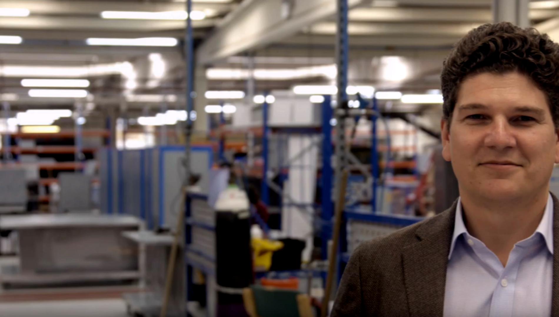 Precision Refrigeration's story: saving energy and money