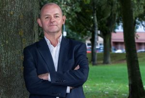 Photograph of Groundwork UK CEO, Graham Duxbury