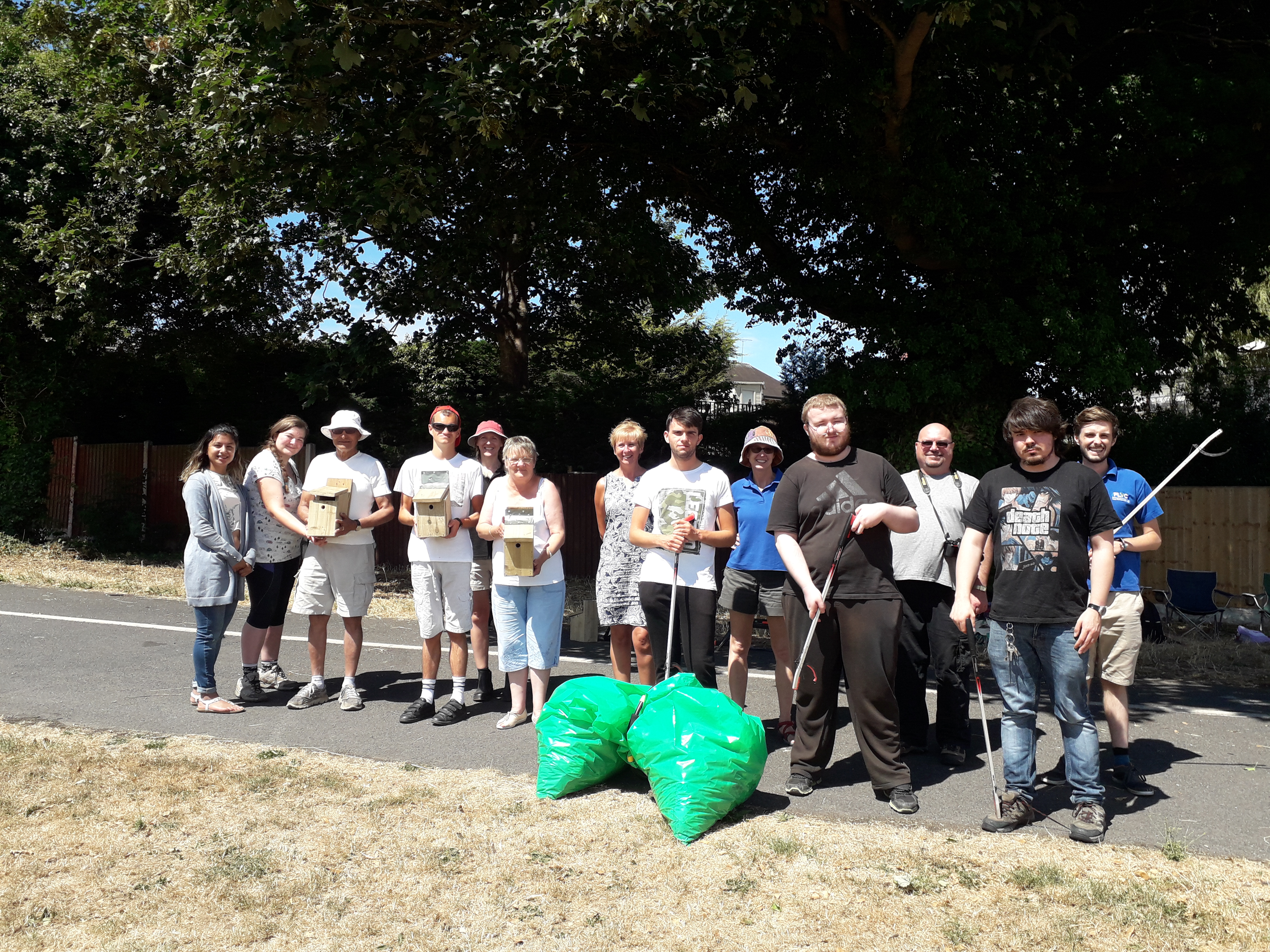 CANCELLED. Groundwork North Wales supports the Great Spring Clean 2020 by Keep Britain Tidy