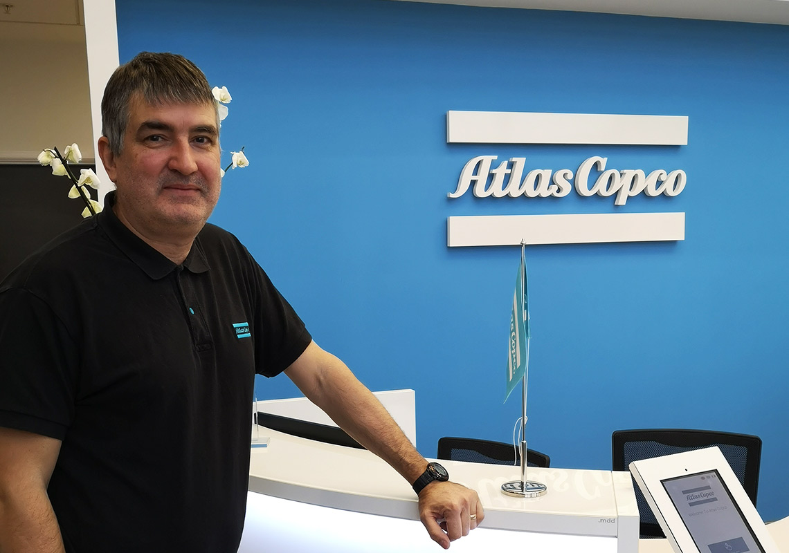 Peace of Mind for Atlas Copco Bolting Solutions