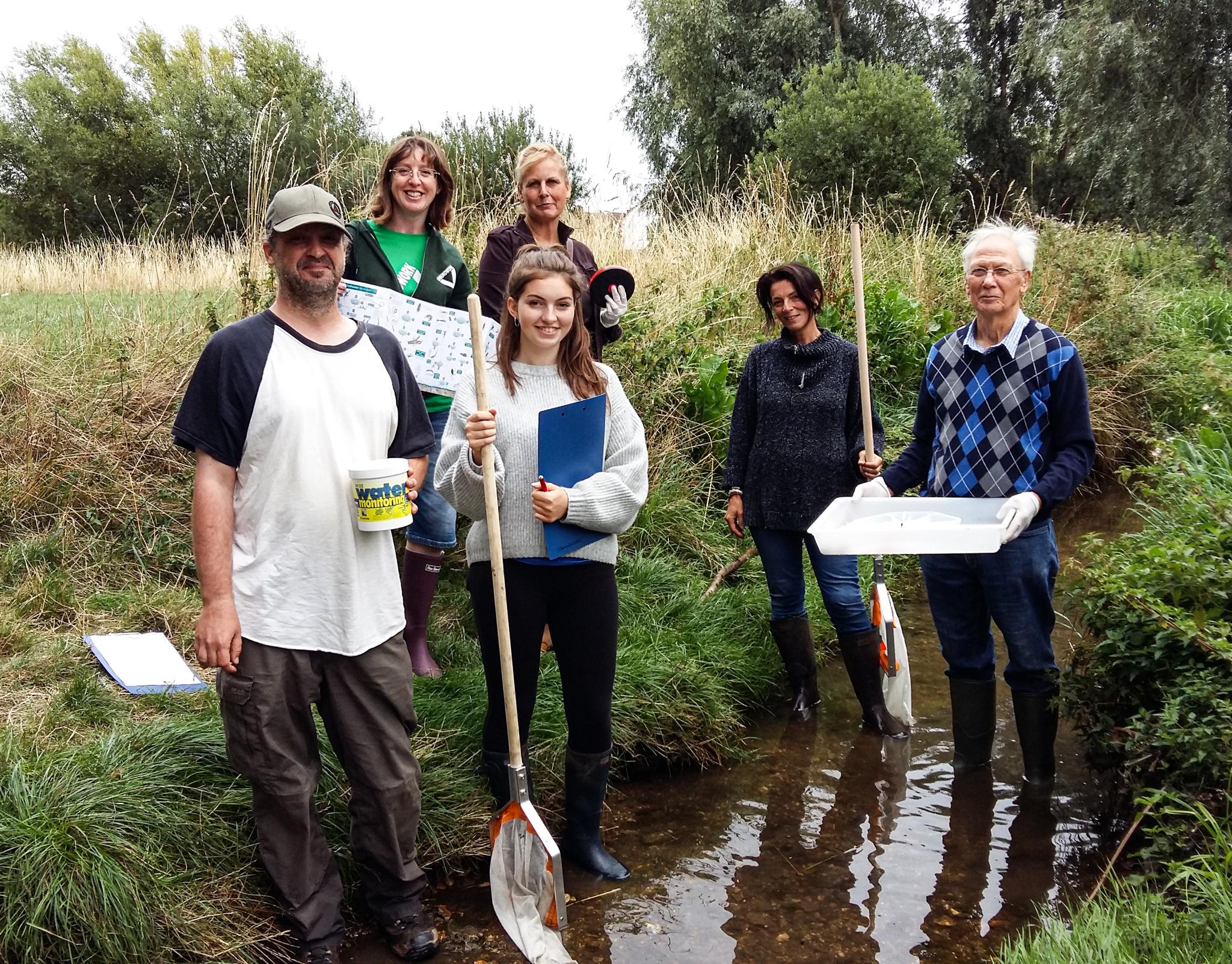 River Lea clean up RiverLUTiON (1)
