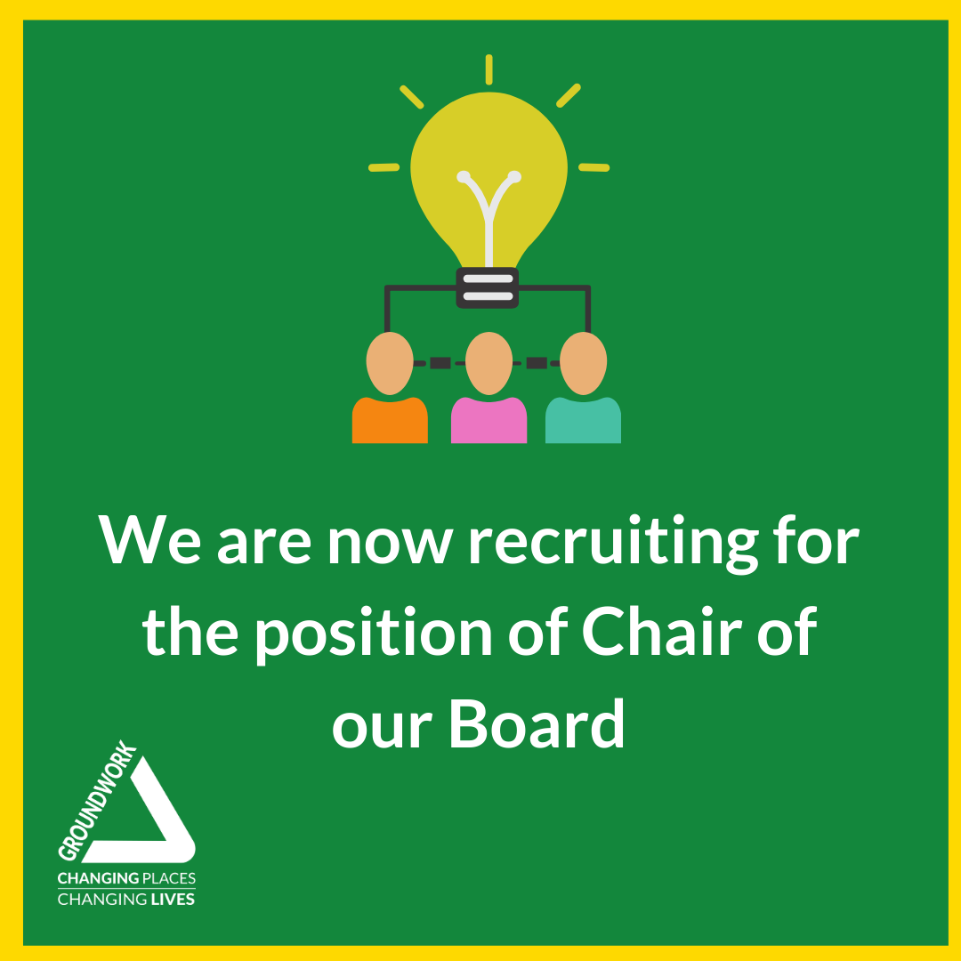 GWNI Recruitment for Chair of our Board