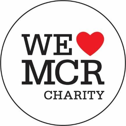 We Love MCR logo