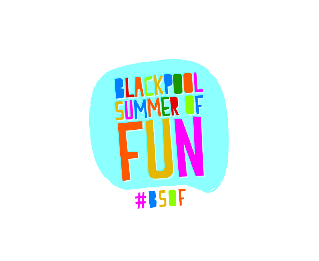 Blackpool Summer Of Fun Logo