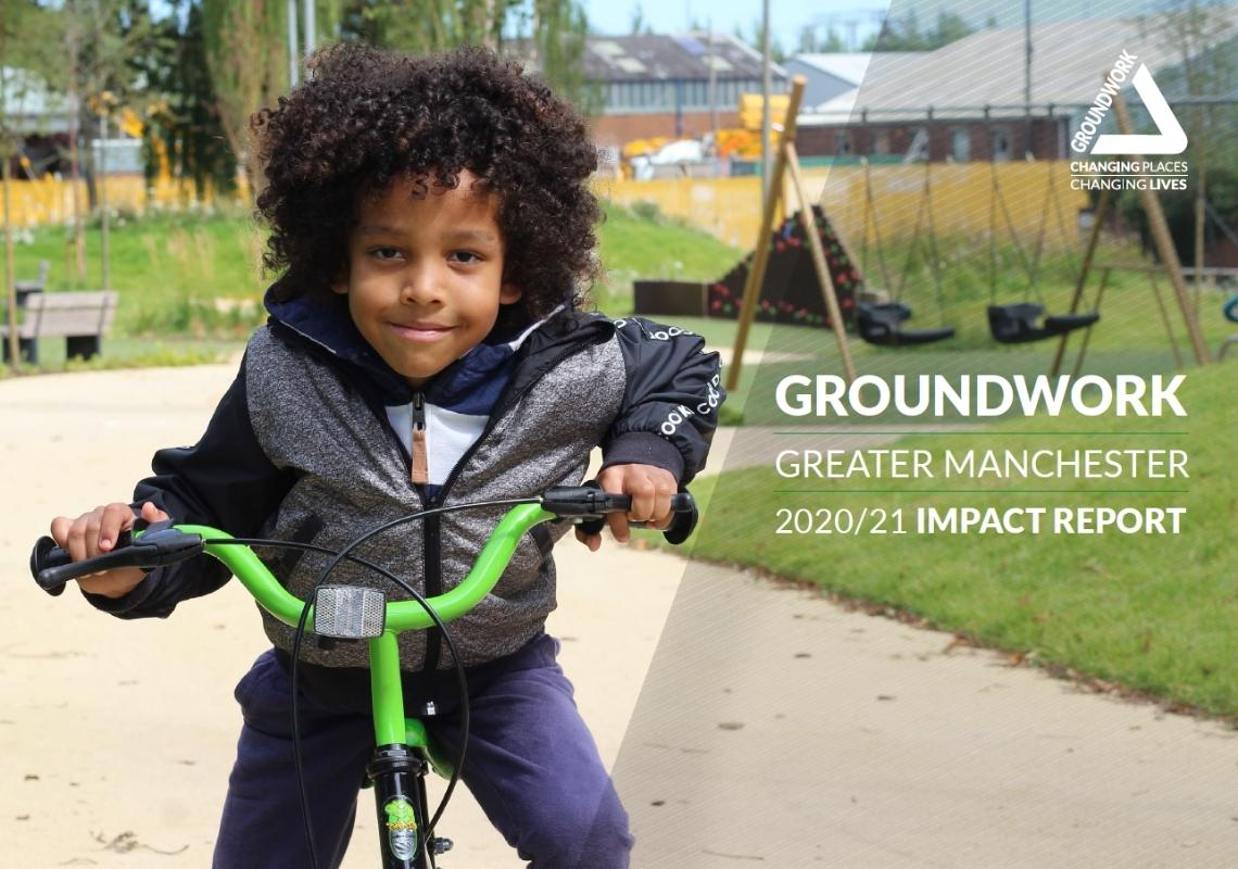 Groundwork GM impact report 2020-21