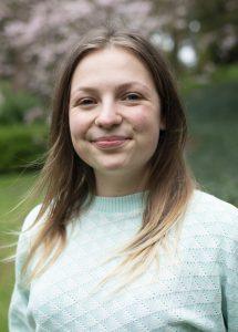 Photo of Holly, member of 2020 Youth Advisory Board