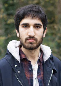 Photo of Khizar, member of 2020 Youth Advisory Board