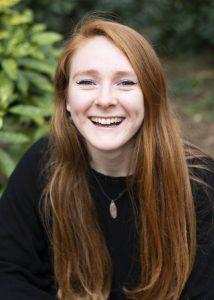 Photo of Liv, member of 2020 Youth Advisory Board