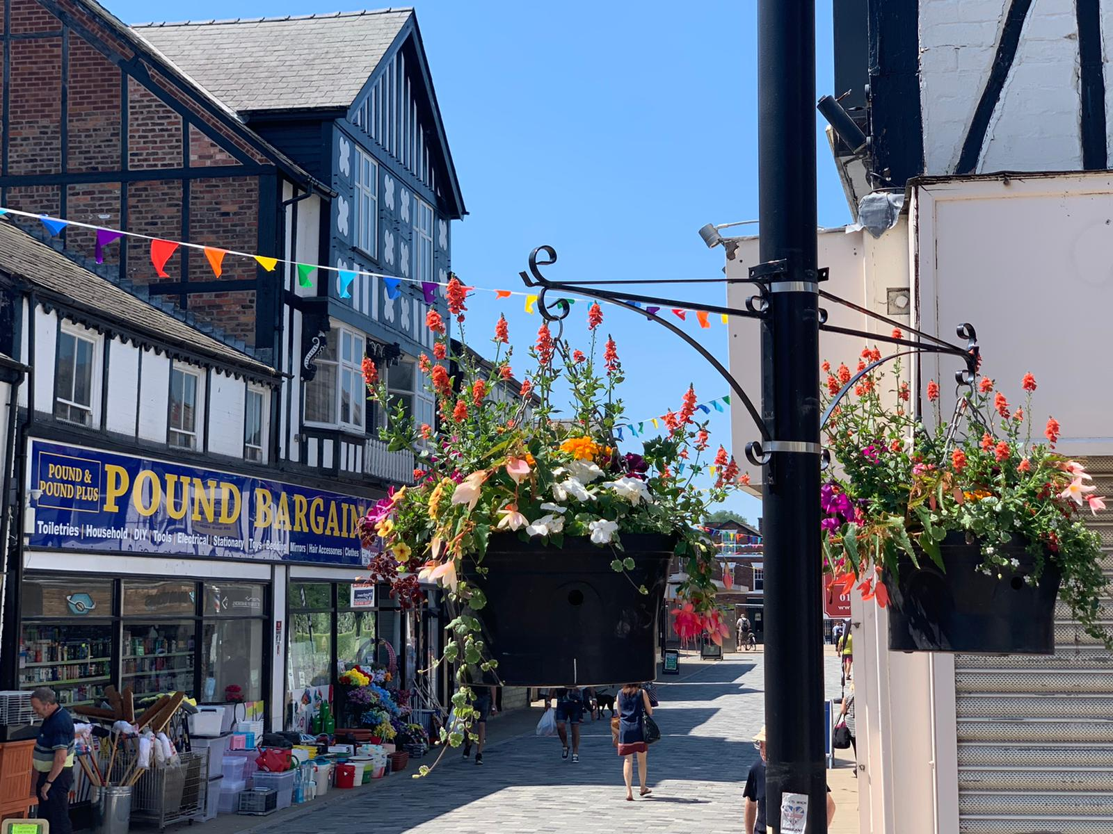 Businesses in Northwich Praised For Community Spirit