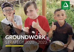 Cover of the Groundwork 2020 to 2023 strategy