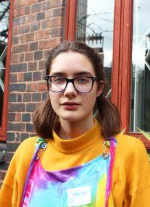 Photo of Taryn, member of 2020 Youth Advisory Board