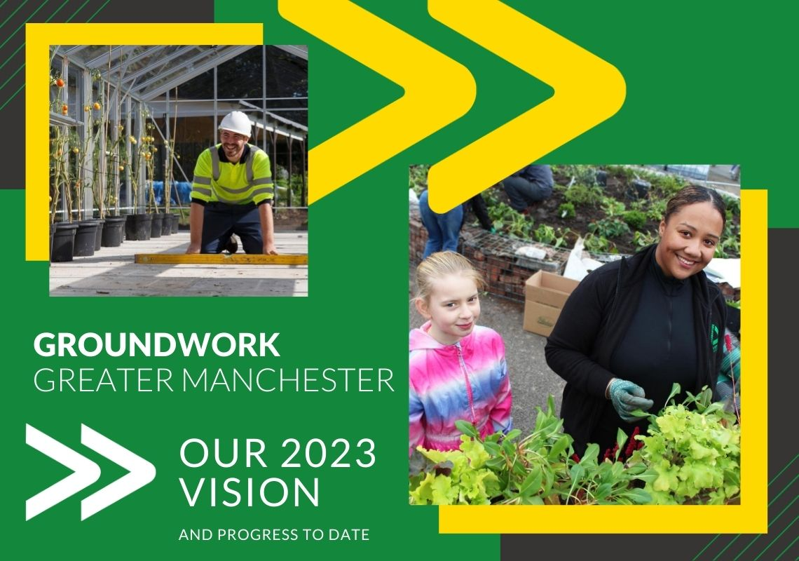 Our vision for Greater Manchester
