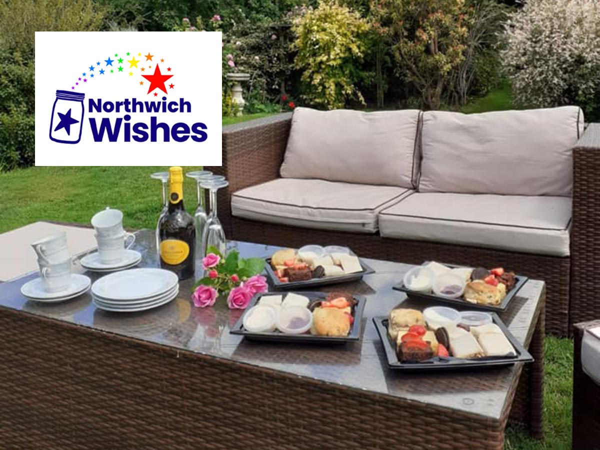 Northwich BID teams up with businesses to grant wishes