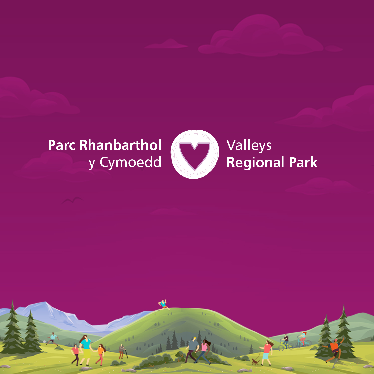 Groundwork Wales Working in Partnership with Valleys Regional Park