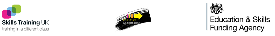 Positive Directions logos