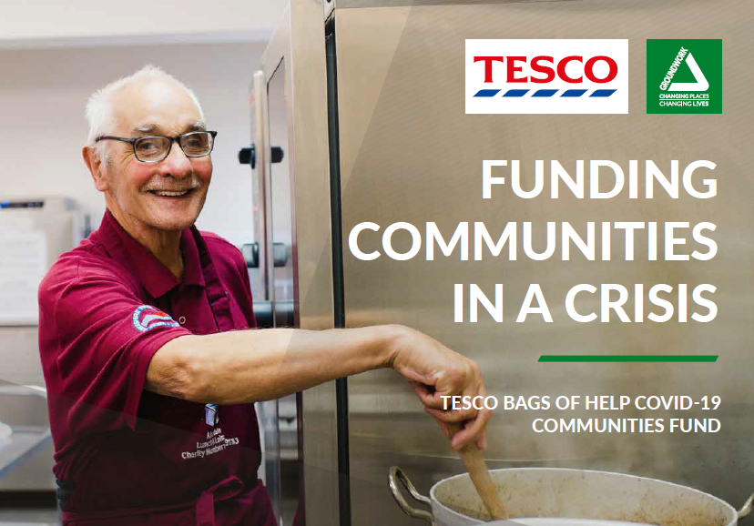 Funding Communities in a Crisis