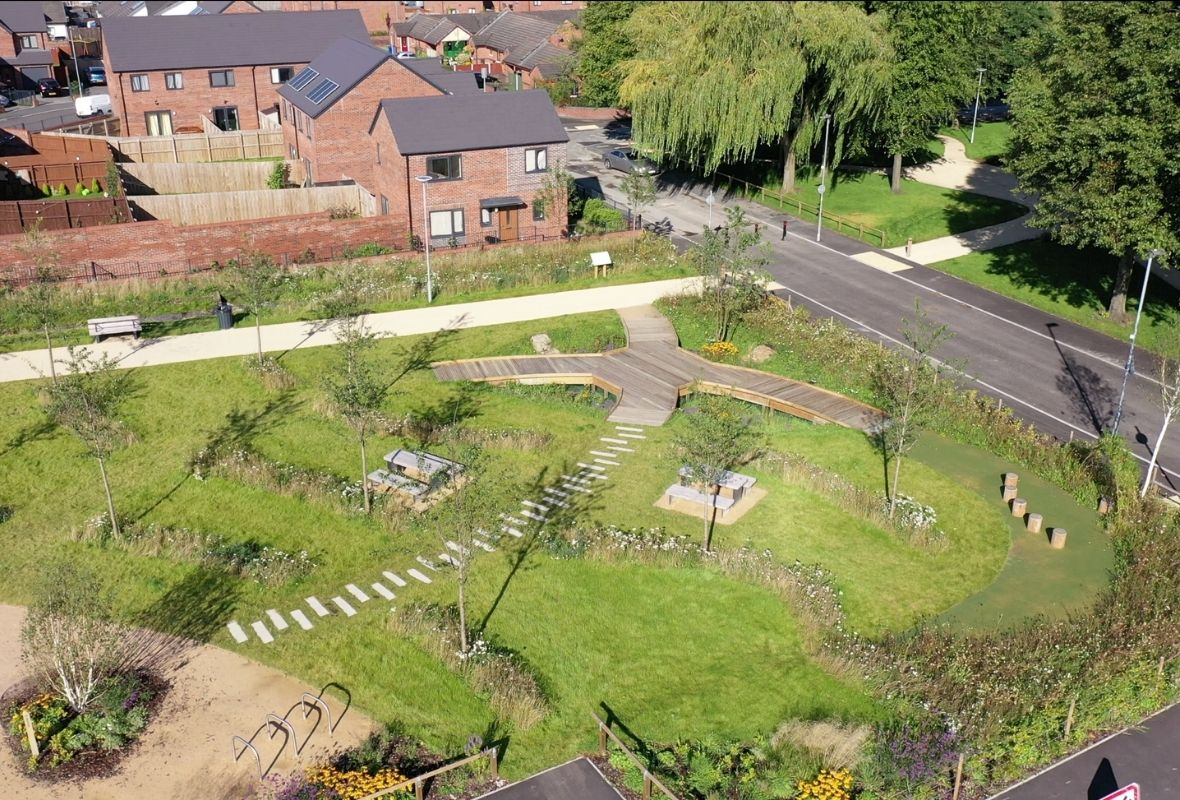 Groundbreaking Green Space: West Gorton Community Park