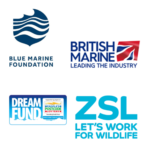Wild Oysters Project Funder logos