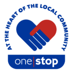 One Stop store Community Partnership Plans logo