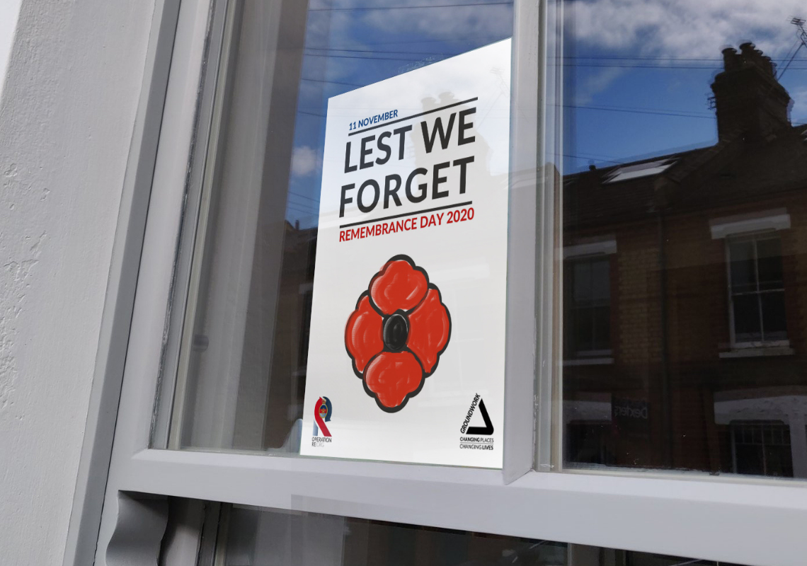 Covid 19: Paying Respect Differently on Remembrance Day 2020