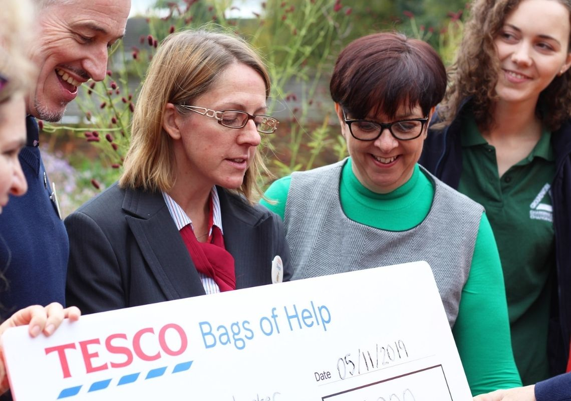 Tesco COVID Fund Supports 300 Projects in Greater Manchester